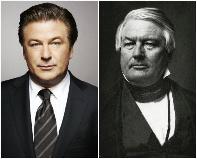 celebrities' doppelgangers 2