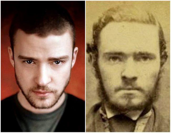 celebrities' doppelgangers 8