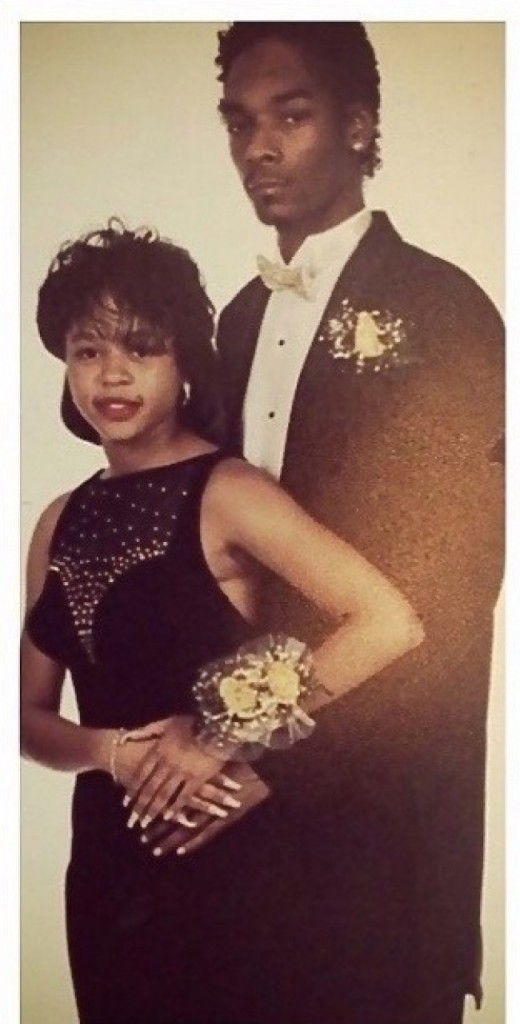 celebrity people on their prom night 7