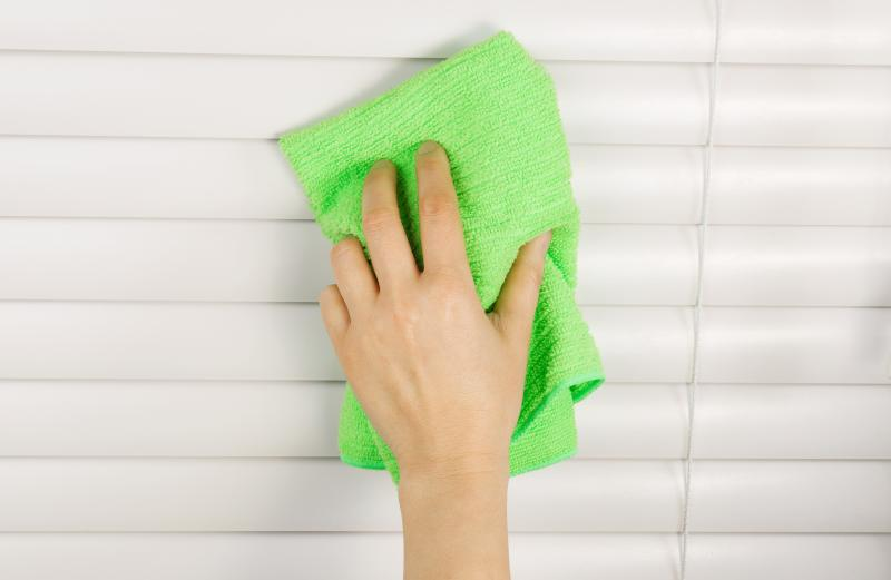 cleaning tips that require minimal effort