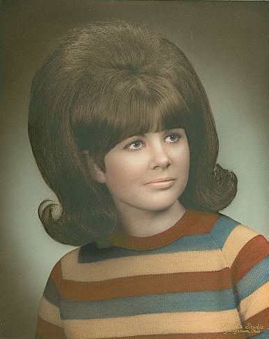 complete history of big hair