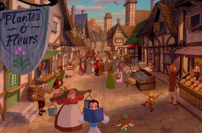 disney locations based on real life 3