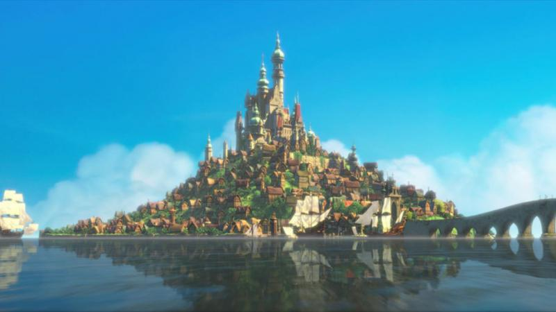 disney locations based on real life 5