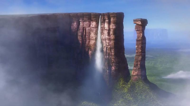 disney locations based on real life 7