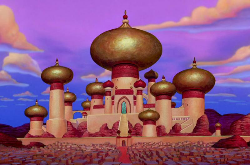 disney locations based on real life 9