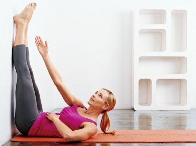 exercise to hold still