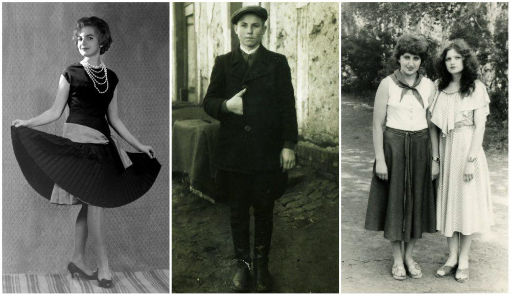 fashion in the year you born 5