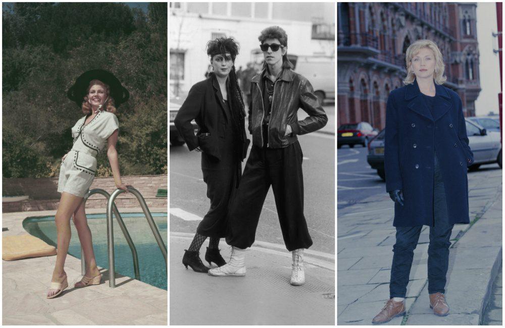 fashion in the year you born 8