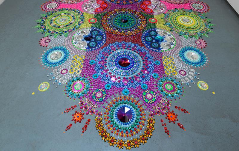 kaleidoscope art 11