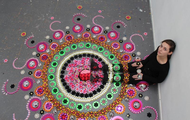 kaleidoscope art 3