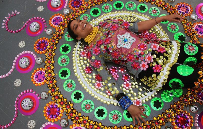 kaleidoscope art 4