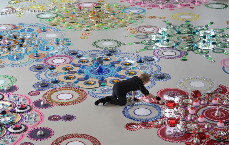 kaleidoscope art 5