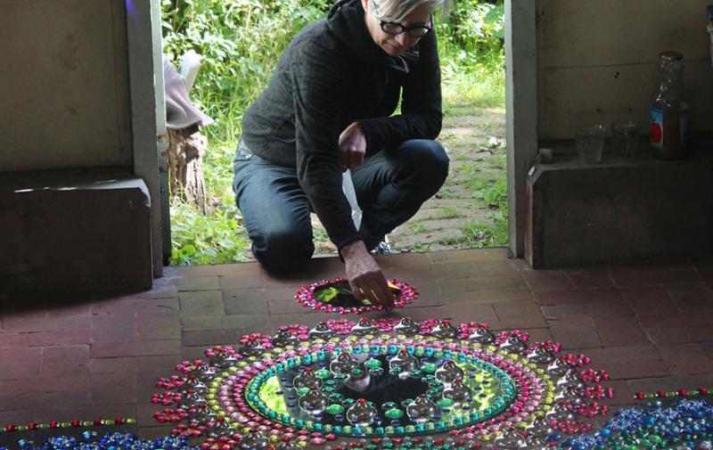 kaleidoscope art 7