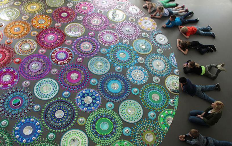 kaleidoscope art 8