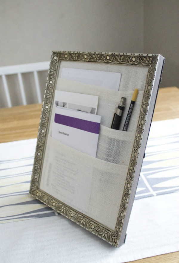 old picture frames recycle