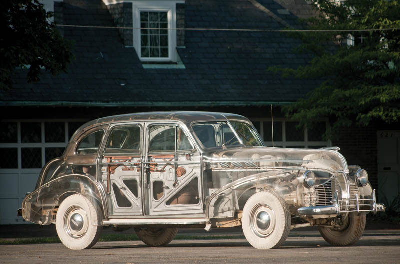 pontiac's ghost car 1