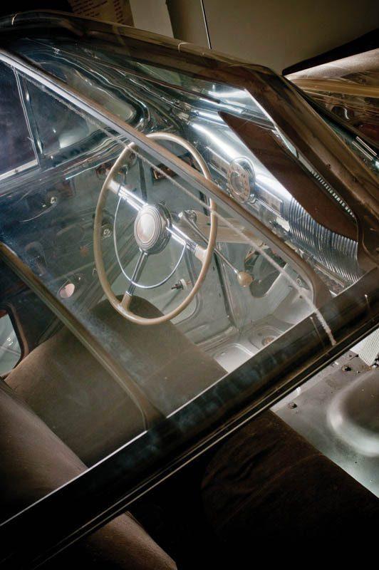 pontiac's ghost car 13