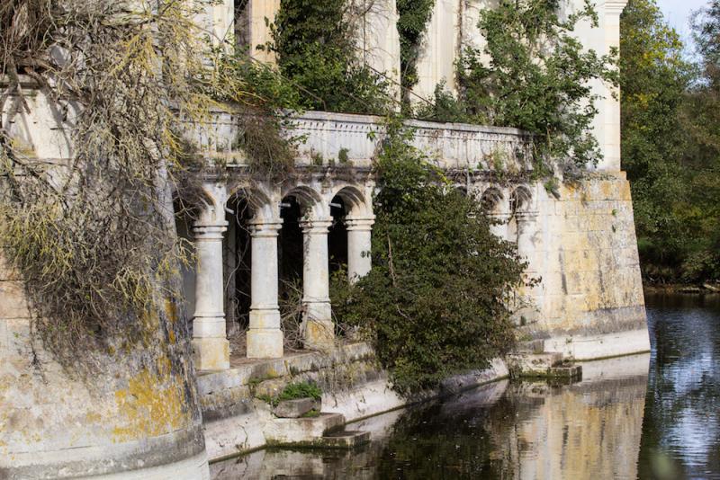 preservationists save forgotten castle