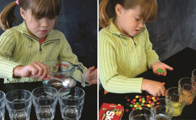 science experiments for children 8