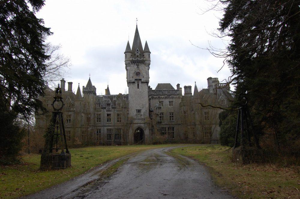 strange abandoned places 13