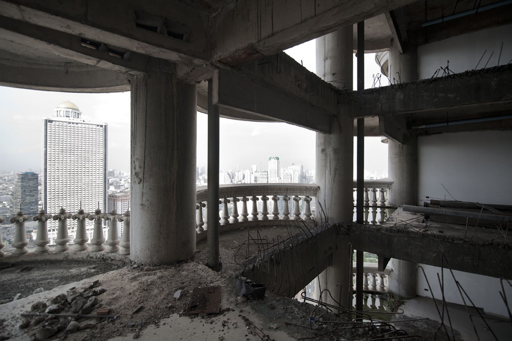 strange abandoned places 7