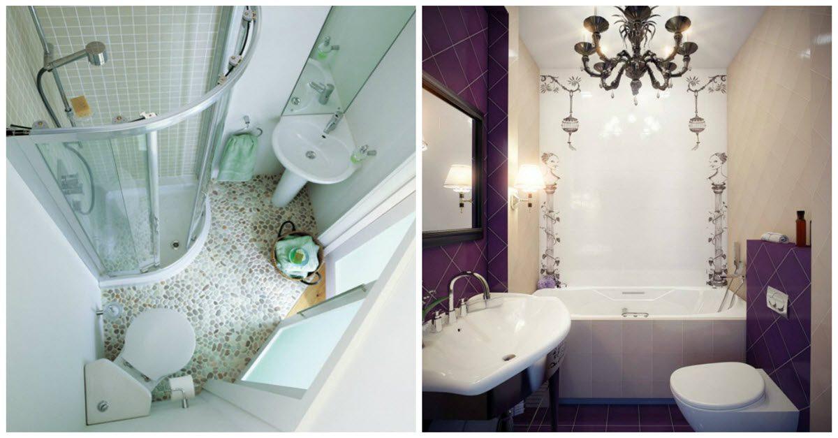 & Ten Outstanding Design Tricks For Your Small Bathroom