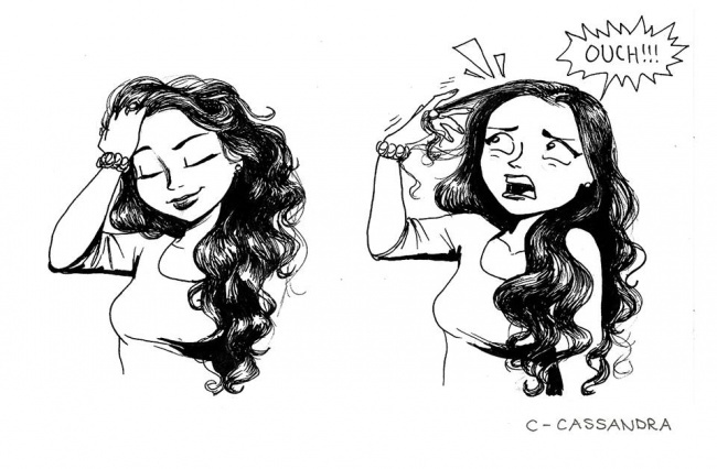 truth about having a long hair
