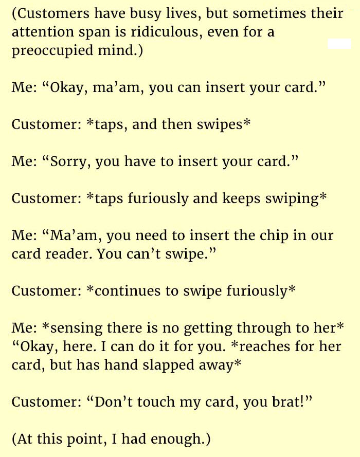 cashier credit card 1