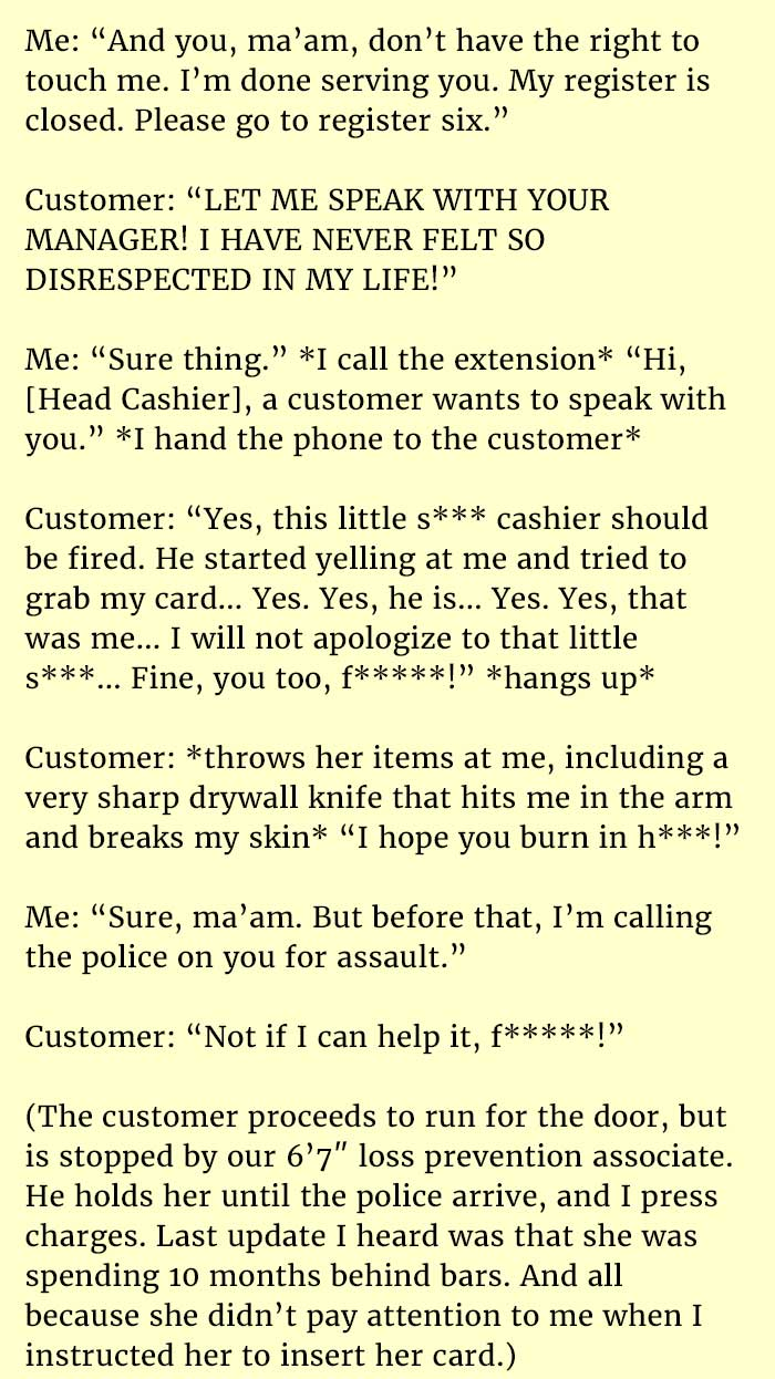 cashier credit card 2