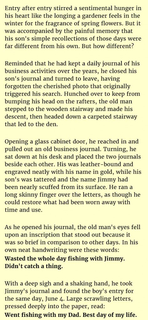dad finds son's journal 2