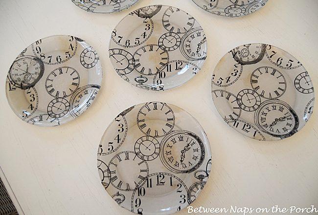 dinner plates diy 11