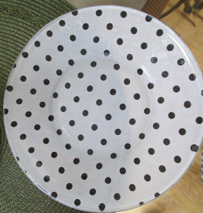 dinner plates diy 6