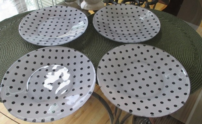 dinner plates diy 7