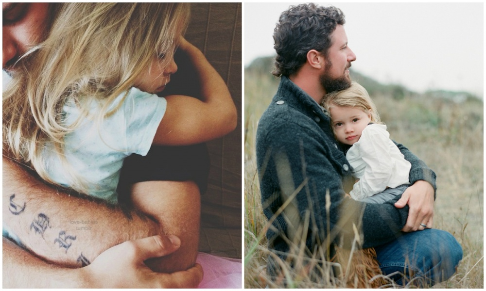 fathers and their little daughters 8