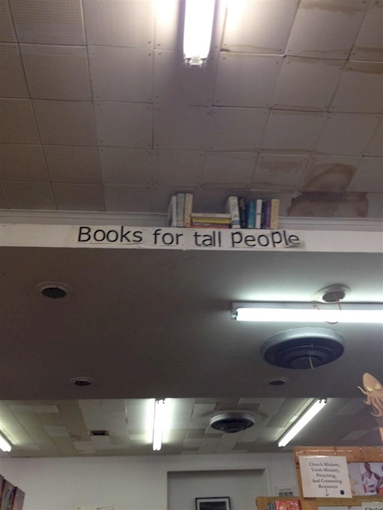 funny tall people problems 8