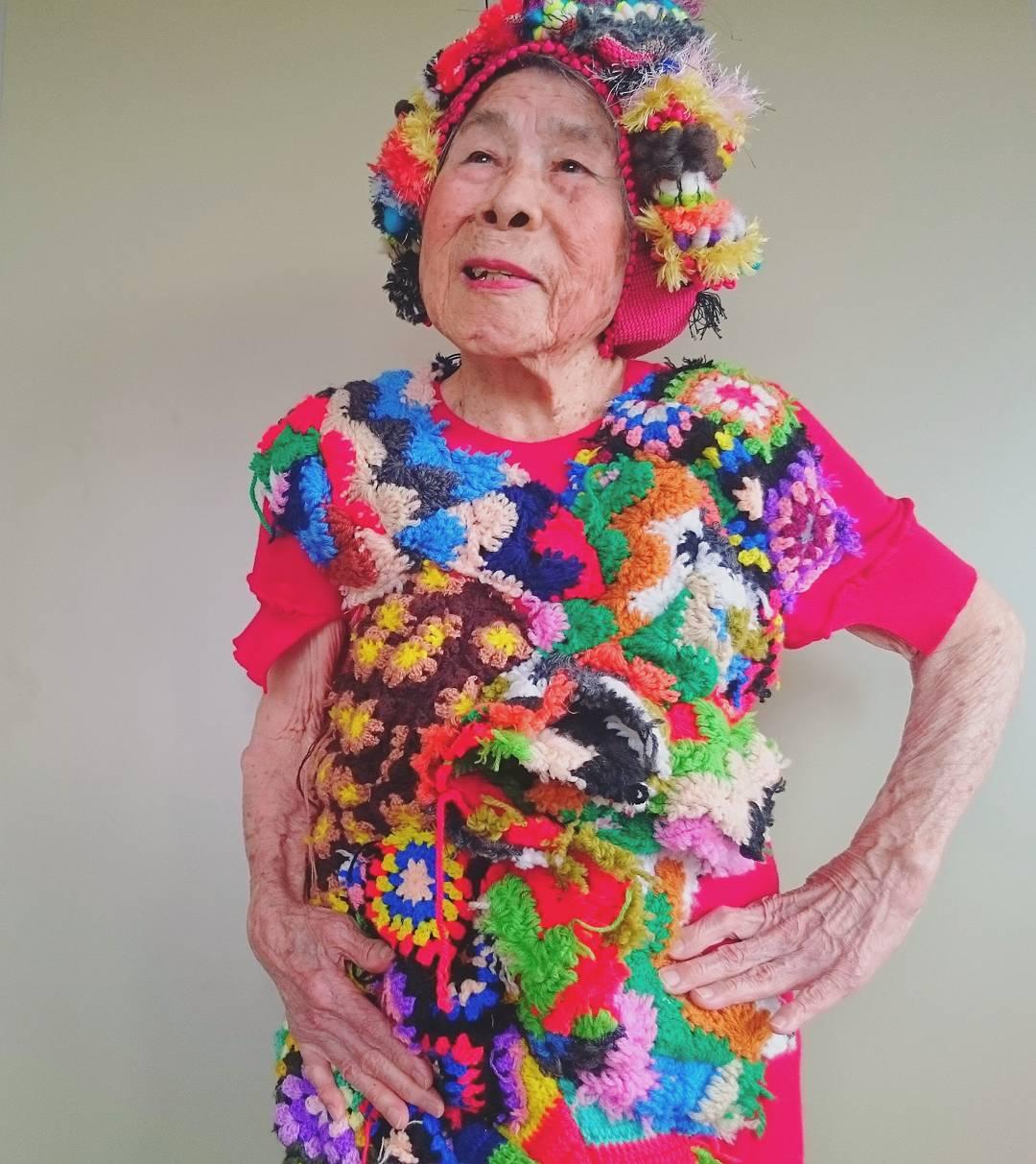 japanese granny old