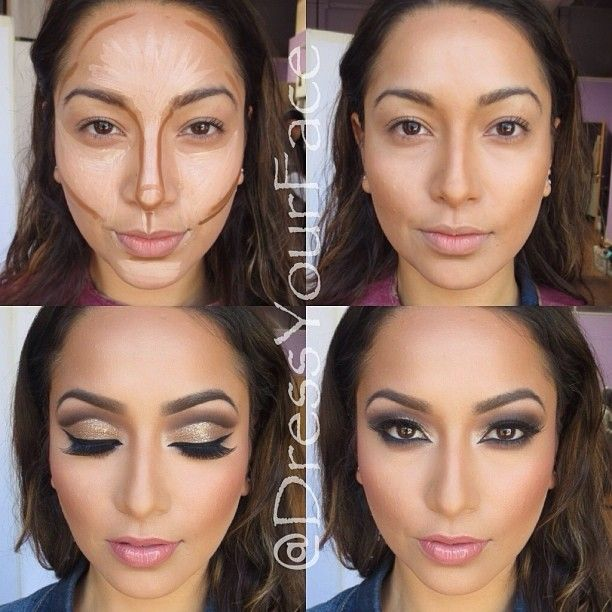 how powerful makeup is 19
