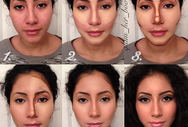 how powerful makeup is 21