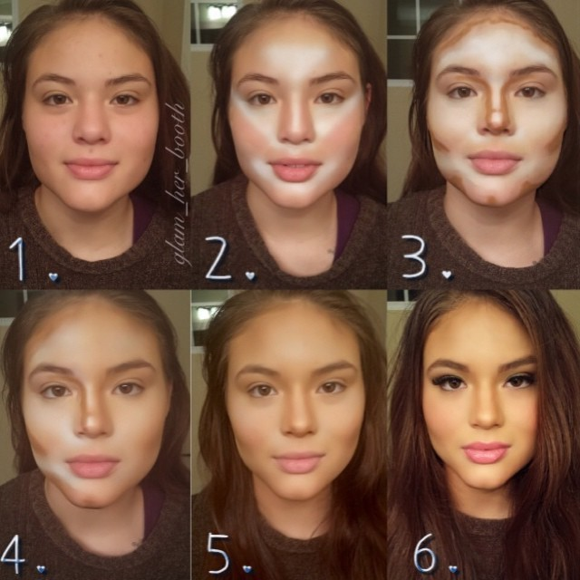 how powerful makeup is 4
