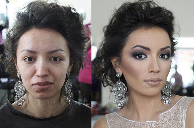how powerful makeup is 6