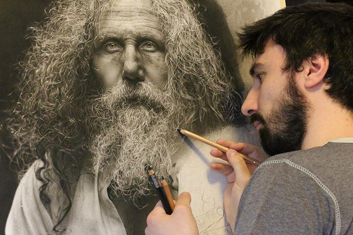 italian artist drawings 1