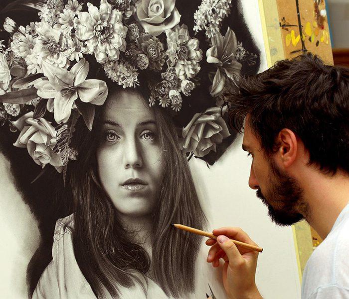 italian artist drawings 9