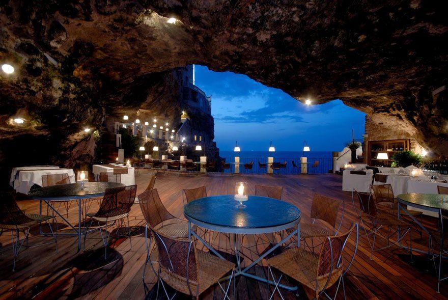 italian cave restaurant 2