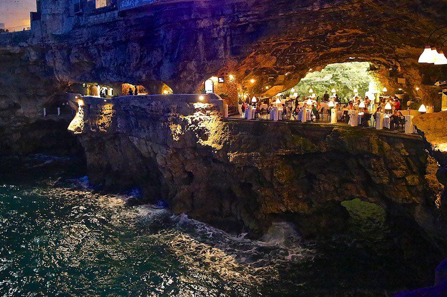 italian cave restaurant 5