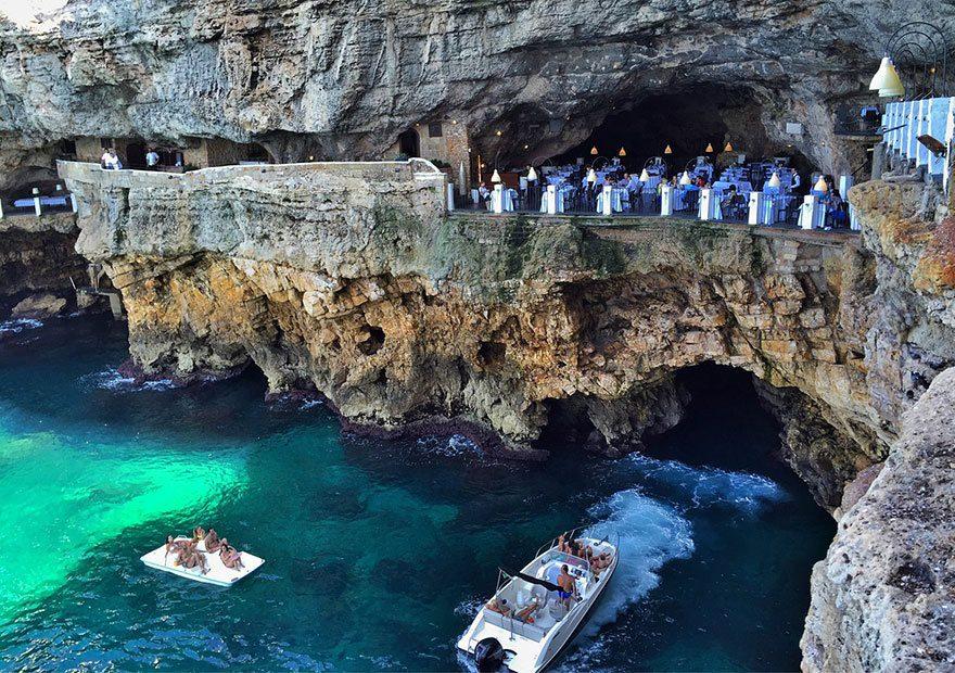 italian cave restaurant 9