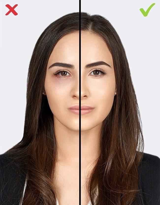 makeup mistakes 8