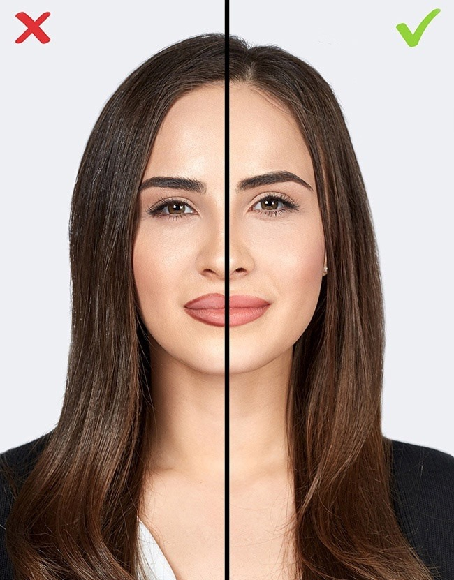 makeup mistakes 9