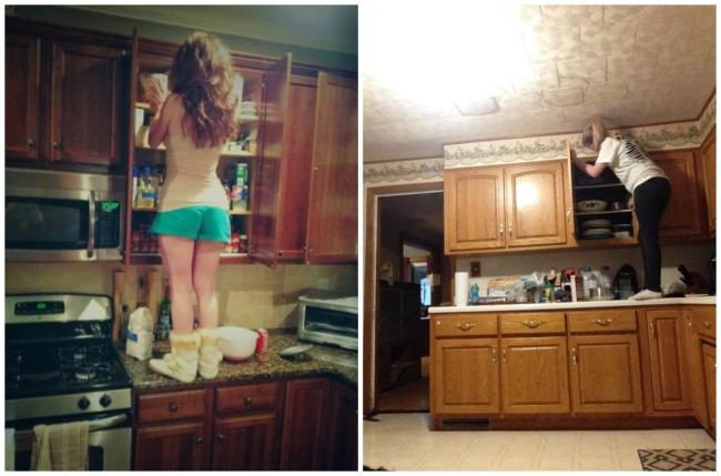 short girls situations 1