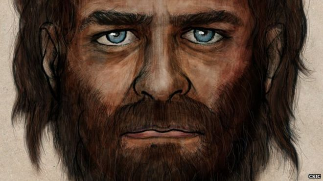 the origin of blue eyes 10