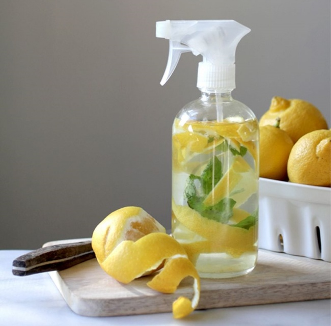 uses of lemons at home 1
